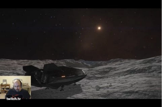 Elite Dangerous 21Feb2017 stream