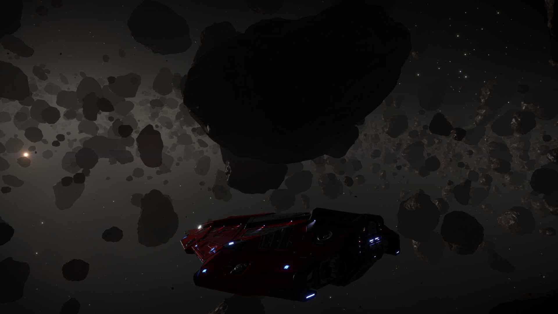 Elite Dangerous] – Mining adventures (Intermission) « The Lair of